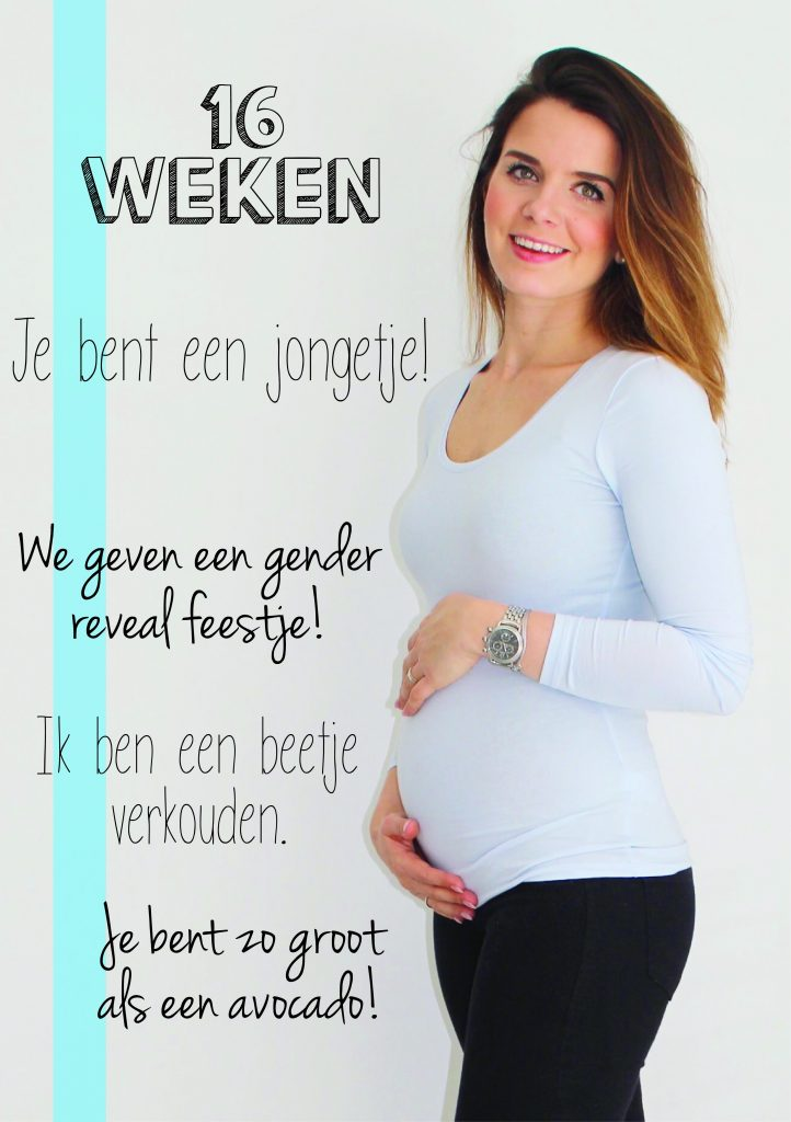 zwangerschapsupdate: week 14 – 17 – bijzonderkleinwonder